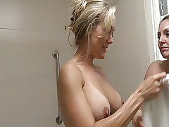 free mom and daughter strapon porn